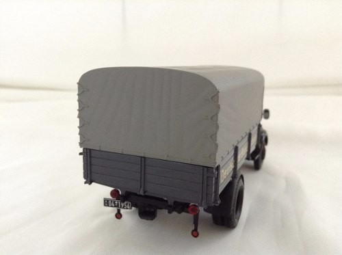 Mercedes Benz L3500 Canvas Truck Minichamps 1/43 na internet