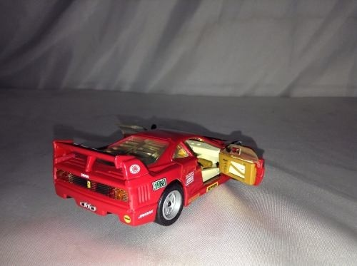 Ferrari F40 Racing Hot Wheels 1/43 - loja online