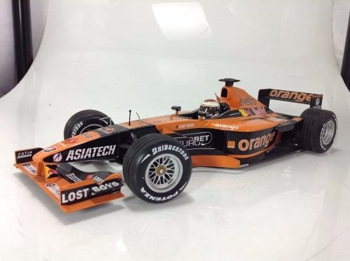 Arrows A22 J.verstappen Minichamps 1/18