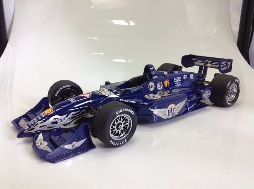 Formula Indy Max Pappis Action Racing 1/18