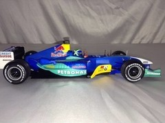 Sauber C23 Felipe Massa Minichamps 1/18 - B Collection