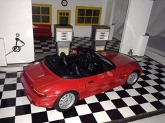 BMW Z3 Roadster (1996) - UT Models 1/18 - B Collection