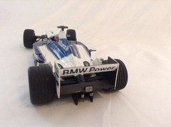F1 Williams (BMW Launch Car 2002) J. P. Montoya - Minichamps 1/18 na internet