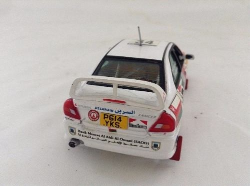 Mitsubishi Lancer Evo Iv Vitesse 1/43 - B Collection
