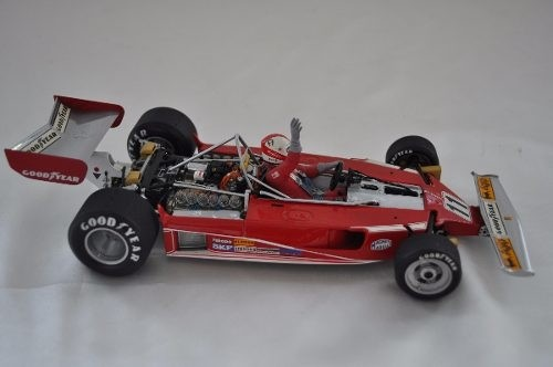 Ferrari 312t Clay Regazzoni Exoto 1/18 - B Collection