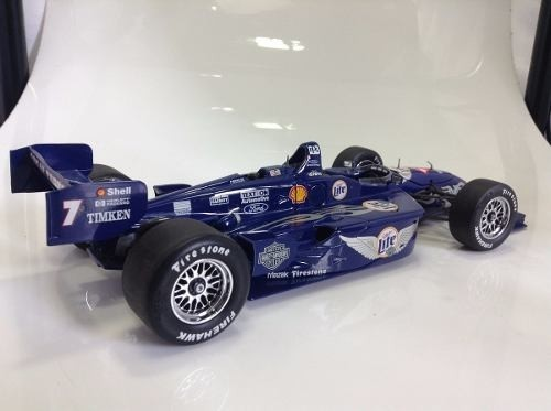 Formula Indy Max Pappis Action Racing 1/18 - B Collection