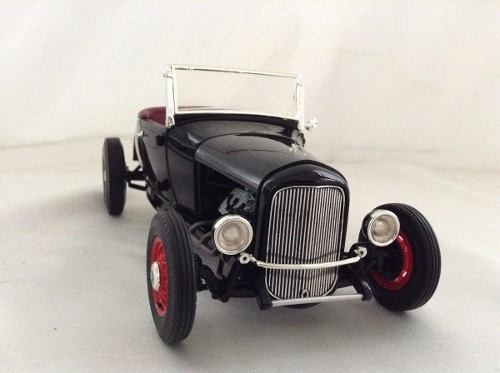 Ford Model A Roadster 1929 Highway 61 1/18 - comprar online