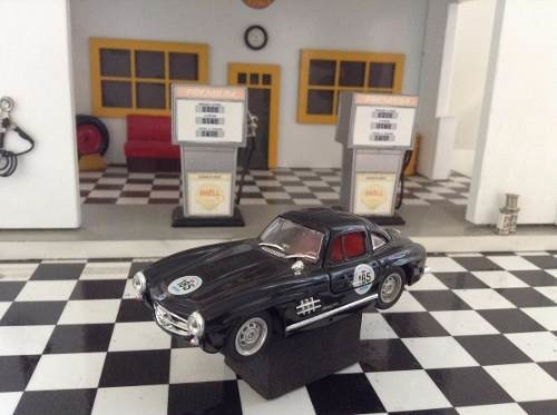 Mercedes 300 Sl Bang 1/43