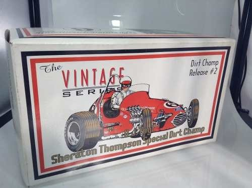 Imagem do A.j.foyt/sheraton Thompson Special Dirt Champ Gmp 1/18