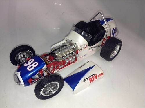 Billy Vukovich Jr. Rev 500 Special Dirt Champ Gmp 1/18 - B Collection
