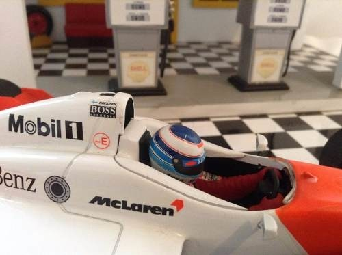 Imagem do Mclaren Mp4/11 Mika Hakkinen Minichamps 1/18