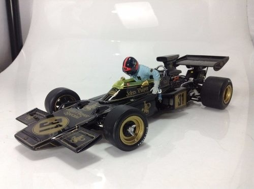Lotus Type 72d Emerson Fittipaldi Exoto 1/18