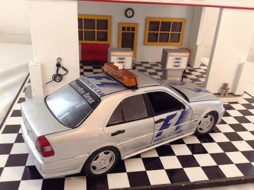 Mercedes C 36 Amg 1997 Ut Models 1/18 - B Collection