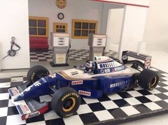 F1 Williams Renault FW16 D. Coulthard - Minichamps 1/18