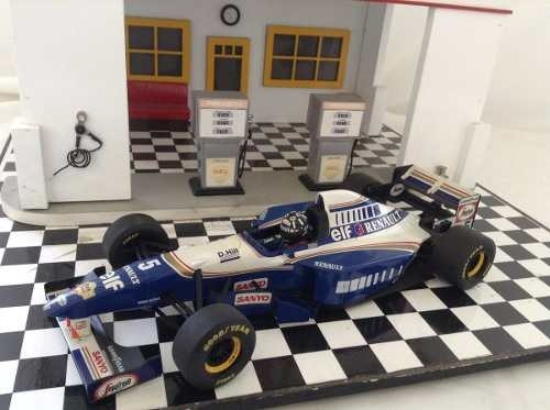 Williams Fw17 1995 Damon Hill Minichamps 1/18