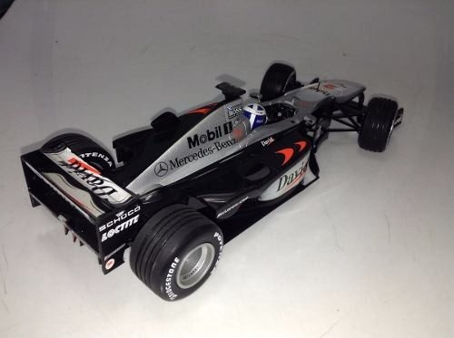 Mclaren Mp4/15 D.coulthard Minichamps 1/18 - B Collection