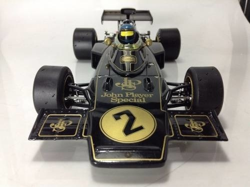 Lotus Ford Type 72e Ronnie Peterson Exoto 1/18 - comprar online