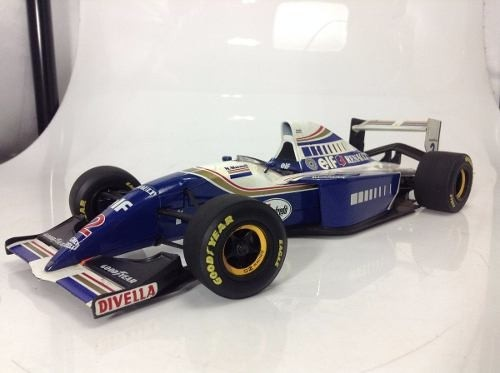 Williams Fw16 Nigel Mansell Minichamps 1/18