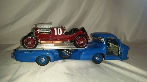 Mercedes Renntransporter 1954 Cmc 1/18 - B Collection