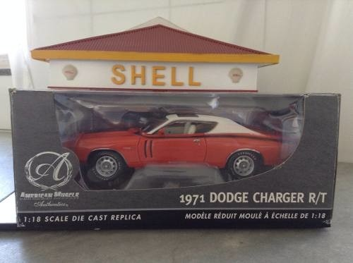 Imagem do Dodge Charger R/t 1971 Ertl Authentics 1/18