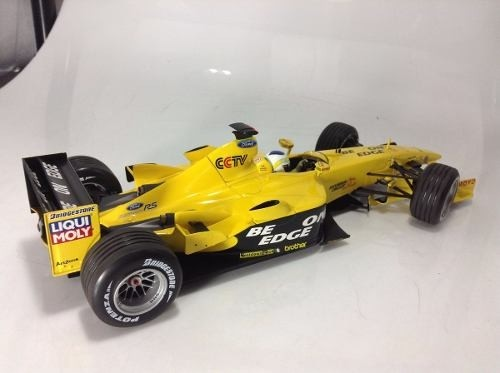 Jordan Ej13 Fisichella Minichamps 1/18 - B Collection