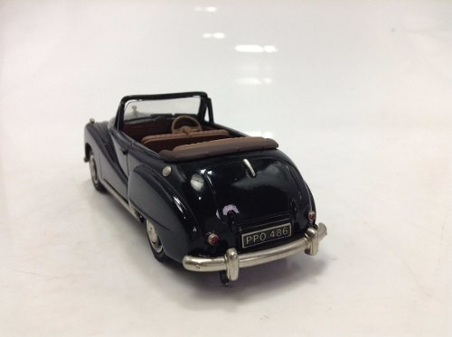 Austin Somerset 1953 Cabriolet Brooklin Models 1/43 na internet