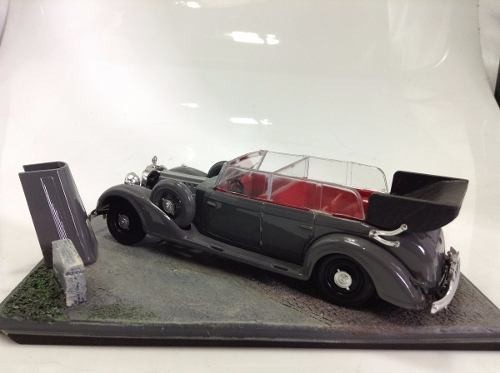 Lote Mercedes Rio 1/43 - B Collection