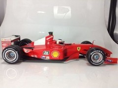 Ferrari F2001 Barrichello Hot Wheels 1/18 - loja online