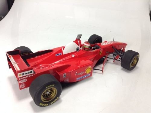 Ferrari F 310b Eddie Irvine Minichamps 1/18 - B Collection