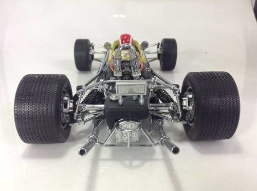 Lotus Type 49b Jo Siffert Exoto 1/18 na internet