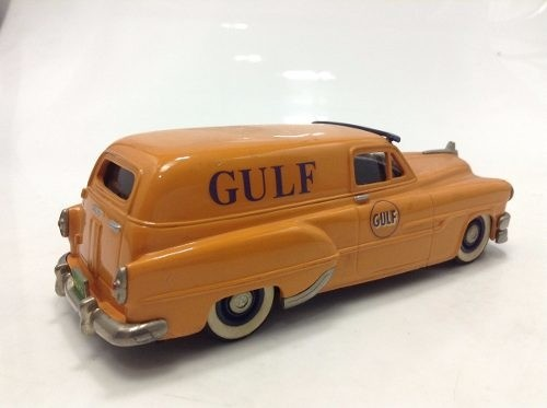 Pontiac Sedan Delivery 1953 Gulf Brooklin Models 1/43 - B Collection