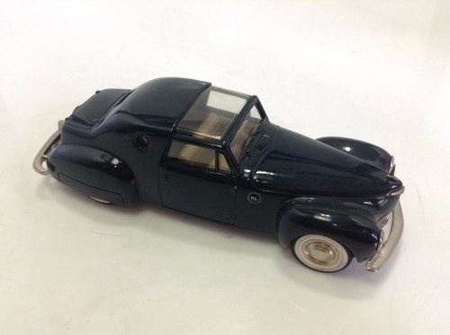 Lincoln Continental By Loewy 1946 Brooklin Models 1/43 - loja online