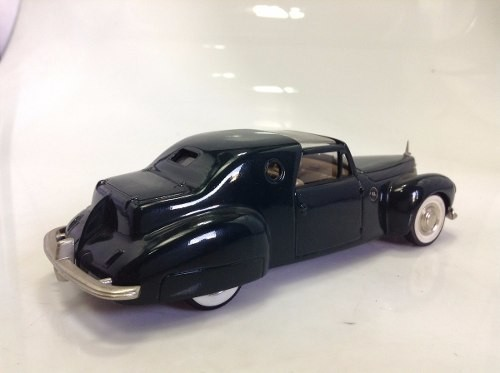 Lincoln Continental By Loewy 1946 Brooklin Models 1/43 - B Collection
