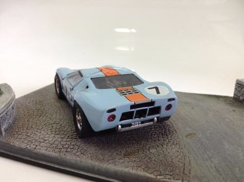 Ford Gt40 #7 Jouef Evolution 1/43 na internet