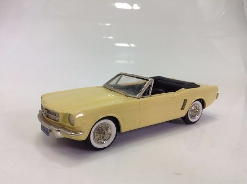 Ford Mustang 1965 Brooklin Models
