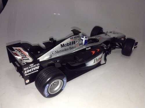 Mclaren Mp4/17 David Coulthard Minichamps 1/18 - B Collection