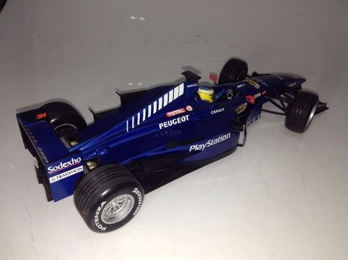 Prost Test Car 1999 N.heidfeld Minichamps 1/18 - B Collection
