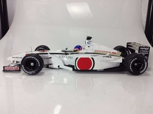 Bar 03 Jacques Villeneuve Minichamps 1/18 - loja online