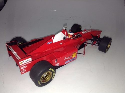 Ferrari F310 B Schumacher Minichamps 1/18 - B Collection