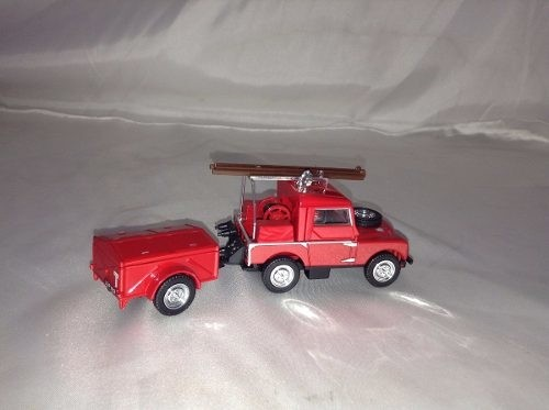 Land Rover Auxiliary Matchbox Collectibles 1/43 - B Collection