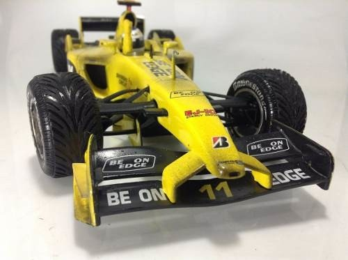 Jordan Ej13 Fisichella 1st Win Hot Wheels 1/18 na internet