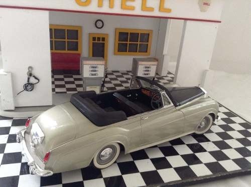 Rolls Royce Silver Cloud 2 1961 - B Collection