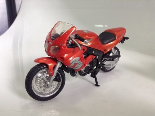 Lote De Motos Maisto 1/18 - B Collection