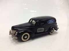Ford Sedan Delivery (1940) - Brooklin Models 1/43