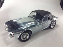 Ac Cobra 260 1962 Chrome Exoto 1/18