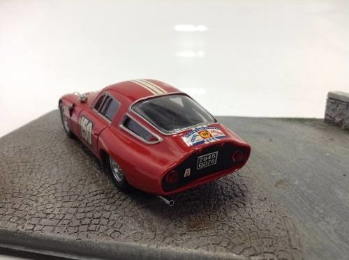 Alfa Romeo Tz1 #150 Best Model 1/43 na internet