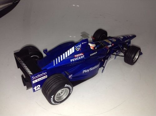 Prost Ap01 Jarno Trulli Minichamps 1/18 - B Collection