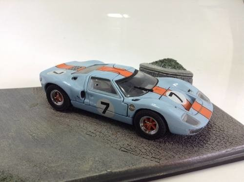 Ford Gt40 #7 Jouef Evolution 1/43
