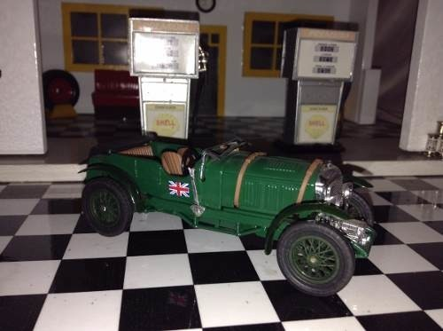 Bentley Y2 1930 Matchbox 1/43 - loja online