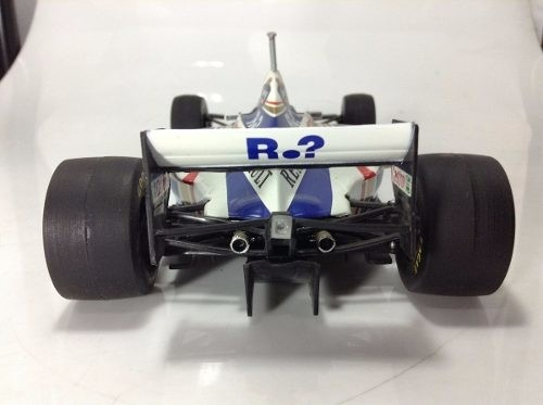 Williams Fw19 J.villeneuve Onyx 1/18 na internet